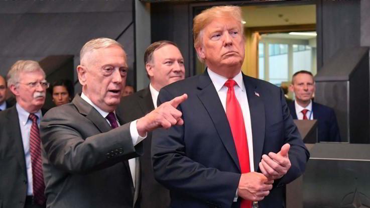 Usa, dopo la Siria Trump ritira le truppe anche dall'Afghanistan. E il segretario della Difesa Mattis lascia
