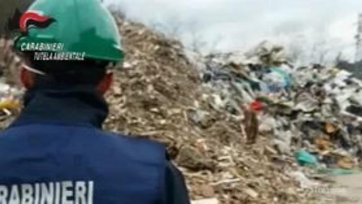 Rifiuti, sequestrato nel Savonese impianto da 1 milione di euro