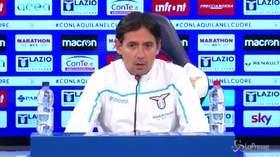 """Lazio, Inzaghi: """"Potrei cambiare modulo, ma contano le motivazioni"""""""