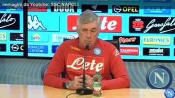 """Napoli, Ancelotti: """"Non mi è mai successo di fare il Natale a 20 gradi"""""""