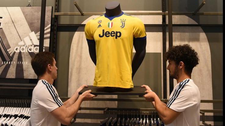 Juve, rinnovato l'accordo con Adidas, 408 milioni fino al 2027