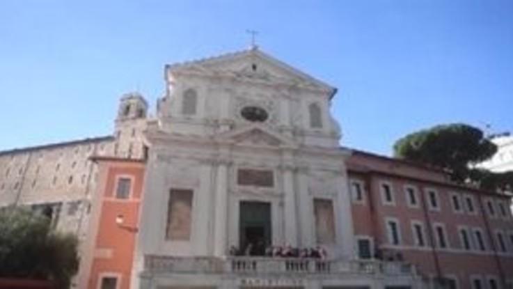 Roma, riapre al pubblico la chiesa in cui era crollato il tetto ad agosto