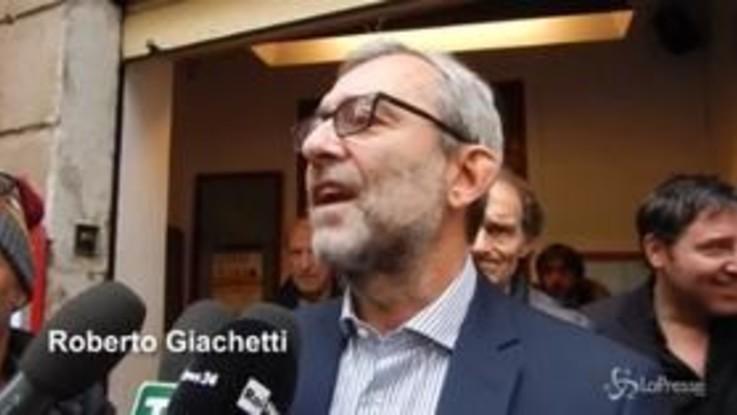 """Manovra, Giachetti: """"Volevano abolire povertà ma stanno abolendo Parlamento"""""""