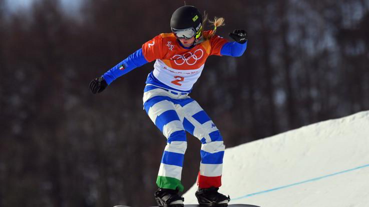 Coppa del Mondo di Snowboardcross: Moioli terza a Cervinia