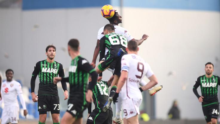 Serie A, Sassuolo-Torino 1-1: Brignola agguanta al 92' Belotti
