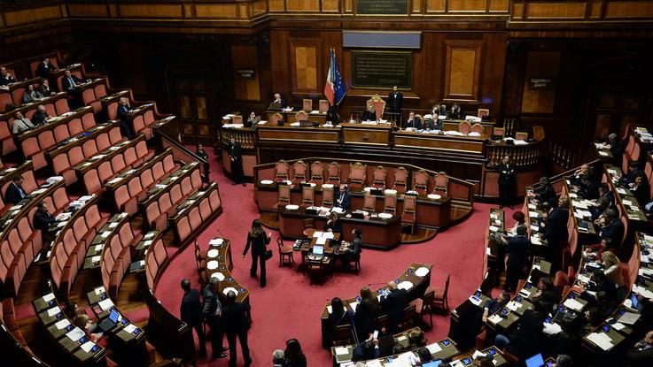 Manovra, il Senato concede la fiducia sul maxiemendamento con 167  sì e 79 no