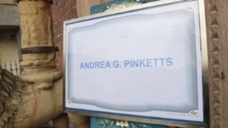 Milano, folla ai funerali di Andrea Pinketts