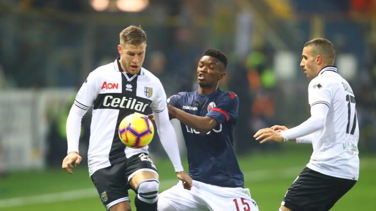 Serie A, reti inviolate nel derby d'Emilia: Parma-Bologna 0-0