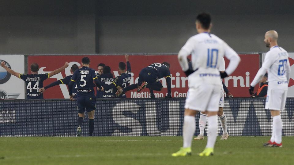 Pellissier esulta dopo il gol ©