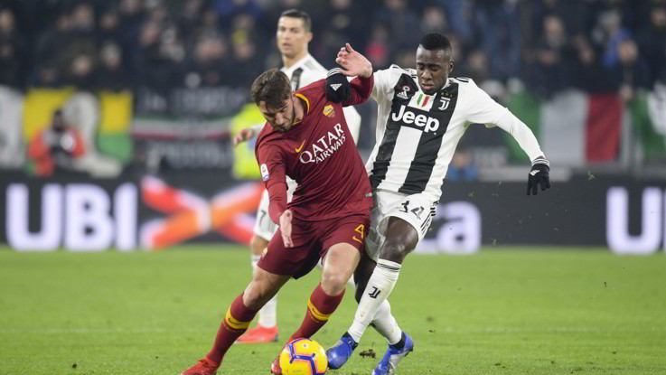 Serie A, Juventus-Roma 1-0 | Il Fotoracconto