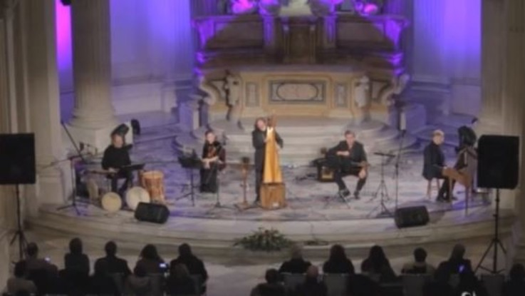 Musica, gli Euron Ensamble portano la magia celtica a Venaria
