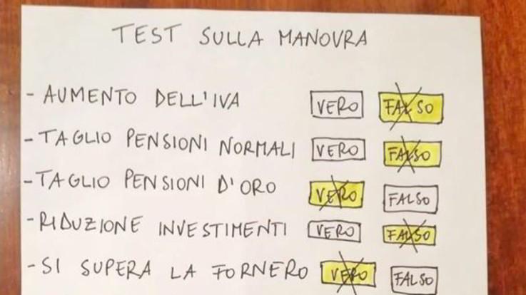 """Manovra, Salvini dà voto 7: """"È solo l'inizio"""". E Di Maio lancia il vero-falso sui contenuti"""