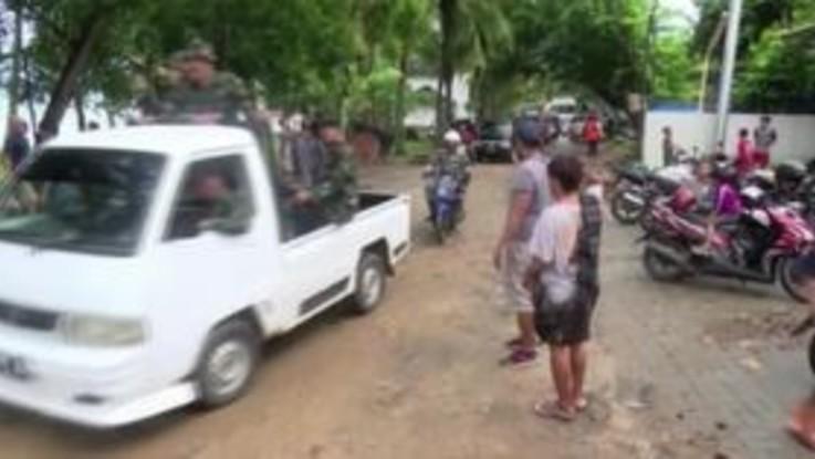 Tsunami in Indonesia: oltre 220 le vittime
