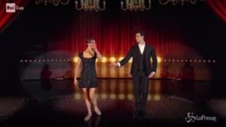 Il ritmo argentino incontro la danza classica: il tango sensuale di Roberto Bolle e Nicoletta Manni