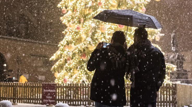 Con il Natale arriva il freddo: il meteo del 24 e del 25 dicembre