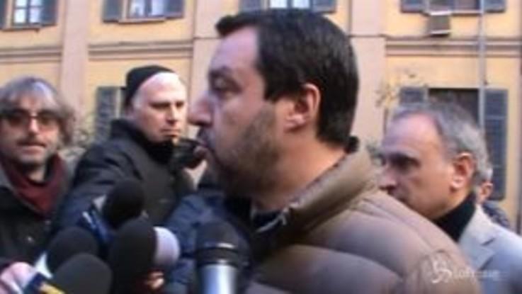 """Pensioni, Salvini: """"Nessun pensionato prenderà di meno nel 2019"""""""