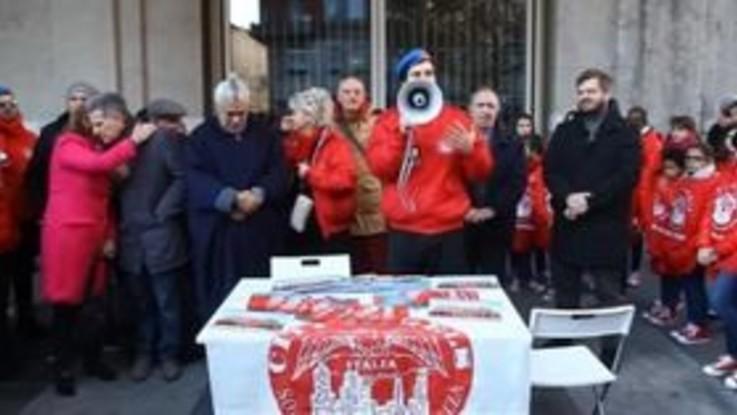 Milano, una preghiera interreligiosa per i clochard