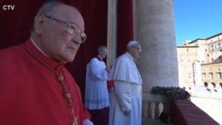"La preghiera di Papa Francesco: ""Pace in Terra Santa"""