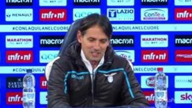"""Serie A Bologna-Lazio, Simone Inzaghi: """"Emozionante sfidare mio fratello"""""""