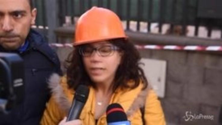 Terremoto Catania, le testimonianze da Fleri
