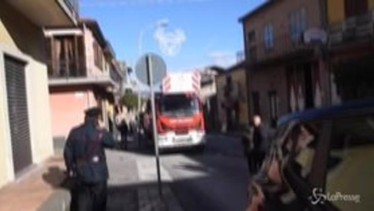 Terremoto Catania, le immagini dei danni a Fleri