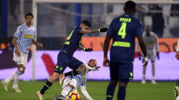 Serie A, Spal-Udinese 0-0 | Il fotoracconto