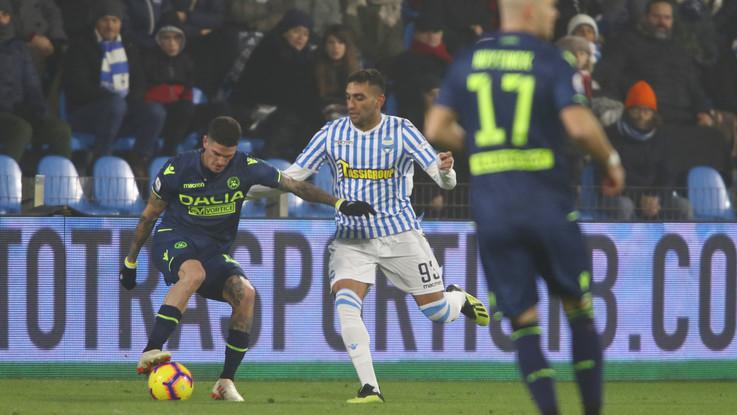 Serie A, Spal e Udinese non si fanno male: 0-0 al 'Mazza'