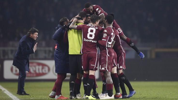 Serie A, Toro si rimette in marcia verso l'Europa: tris all'Empoli