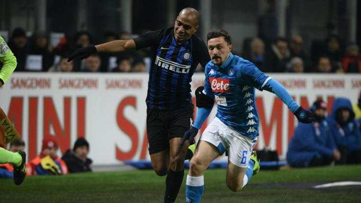 Serie A, Inter-Napoli 1-0 | Il Fotoracconto