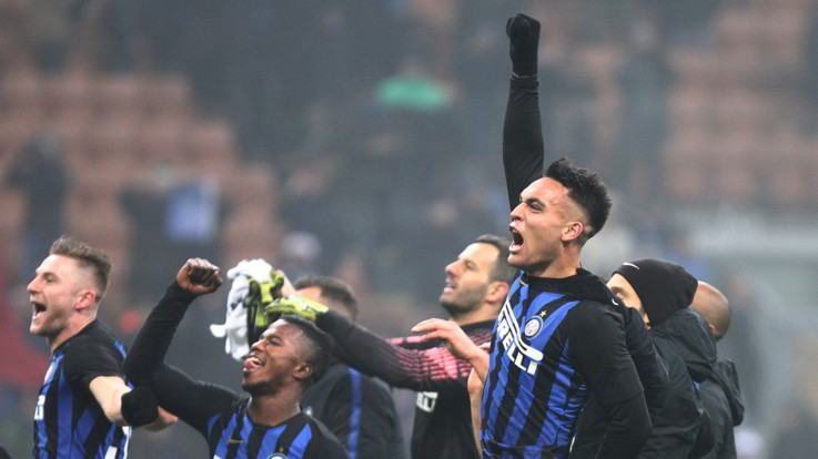 Serie A, le pagelle di Inter-Napoli: Lautaro match winner, Politano tutto polmoni