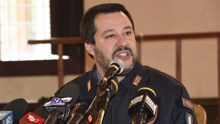 """Pesaro, proseguono le indagini sull'omicidio di Bruzzese. Salvini: """"La vittima aveva chiesto di uscire dalla protezione"""""""