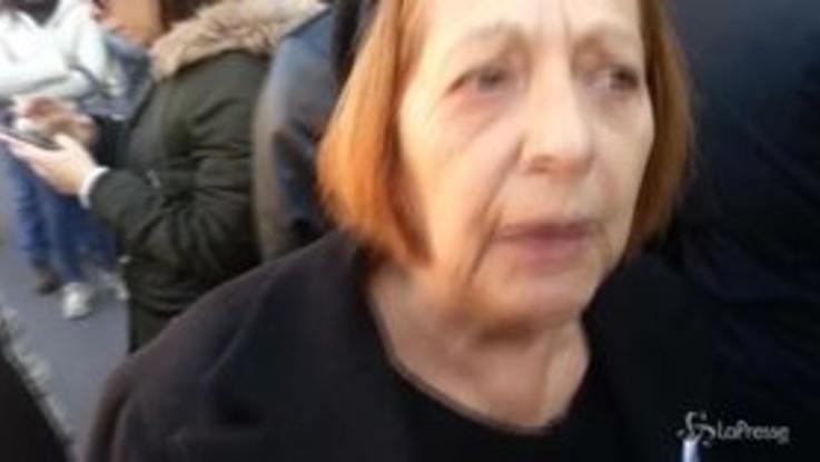 """Catania, Di Maio tra gli sfollati: """"Torneranno a casa il prima possibile"""""""