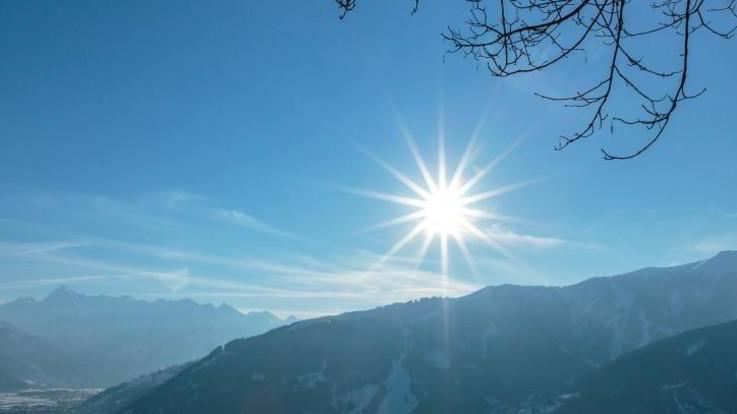 Sole e temperature stabili: il meteo del 28 e 29 dicembre