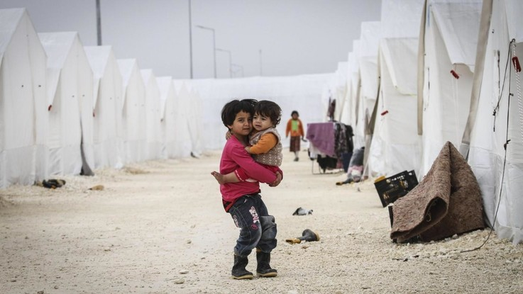 """Bambini sotto attacco, l'allarme di Unicef: """"Negli ultimi 30 anni mai così tanti Paesi in guerra"""""""
