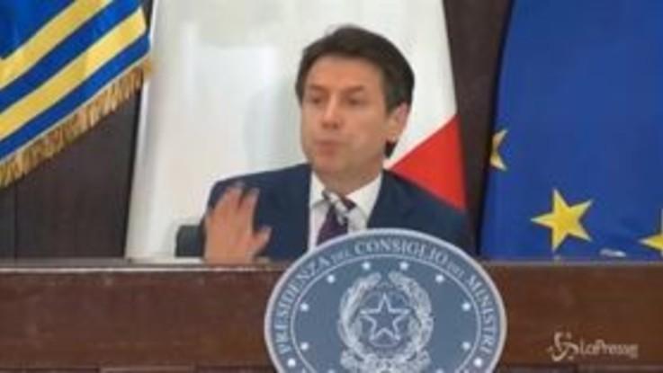 """Manovra, Conte: """"È populista perché mantiene gli impegni presi"""""""