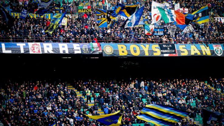 Scontri prima di Inter-Napoli: 7 Daspo per gli ultras nerazzurri, indagini in corso