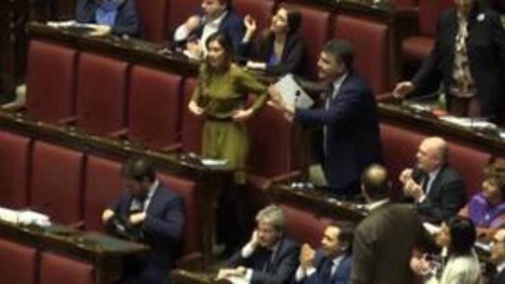 """Botta e risposta Fico-Borghi, il dem furioso: """"Cosa fa, mi minaccia?"""""""