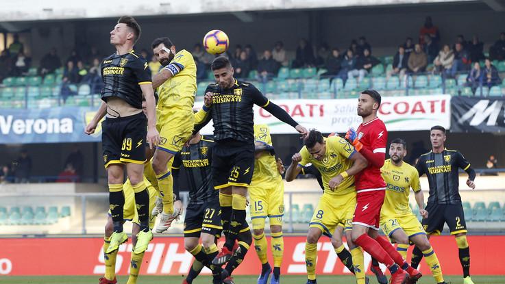 Serie A, Chievo-Frosinone 1-0 | Il fotoracconto