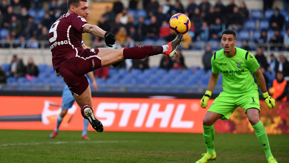 Belotti segna su calcio di rigore, Torino in vantaggio ©