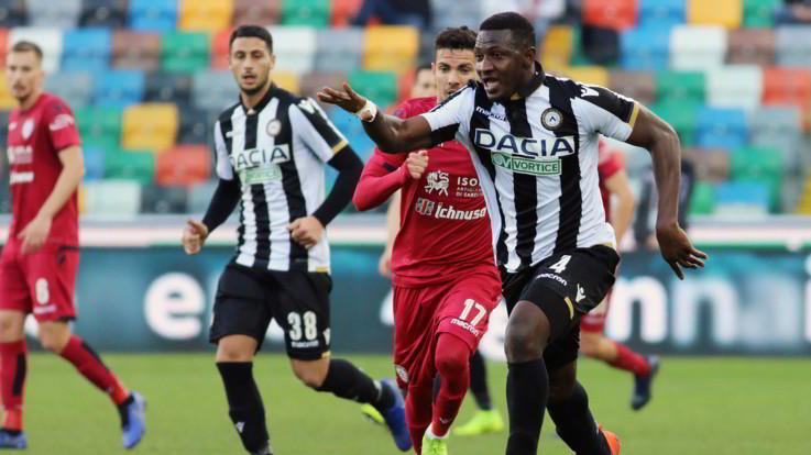 Serie A, Udinese-Cagliari 2-0 | Il Fotoracconto