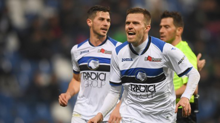 Serie A, l'Atalanta gioca a tennis con il Sassuolo: 6-2 al 'Mapei', tripletta di Ilicic