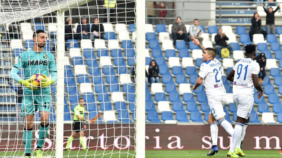 Mancini fa 1-3 ©