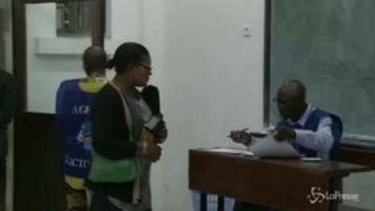 Repubblica Democratica del Congo, aperti i seggi per le presidenziali