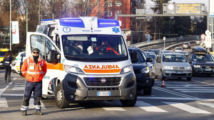 Siena, 17enne ucciso da un pirata della strada: fermato un commerciante