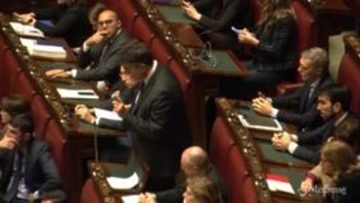 """Manovra, Fiano (Pd): """"Da voi ferita alla democrazia"""""""