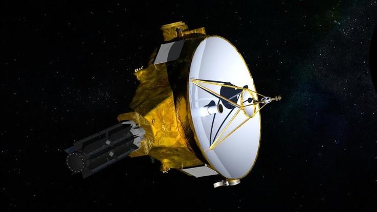 Sonda New Horizons sorvola Ultima Thule: l'uomo non ha mai visto così lontano