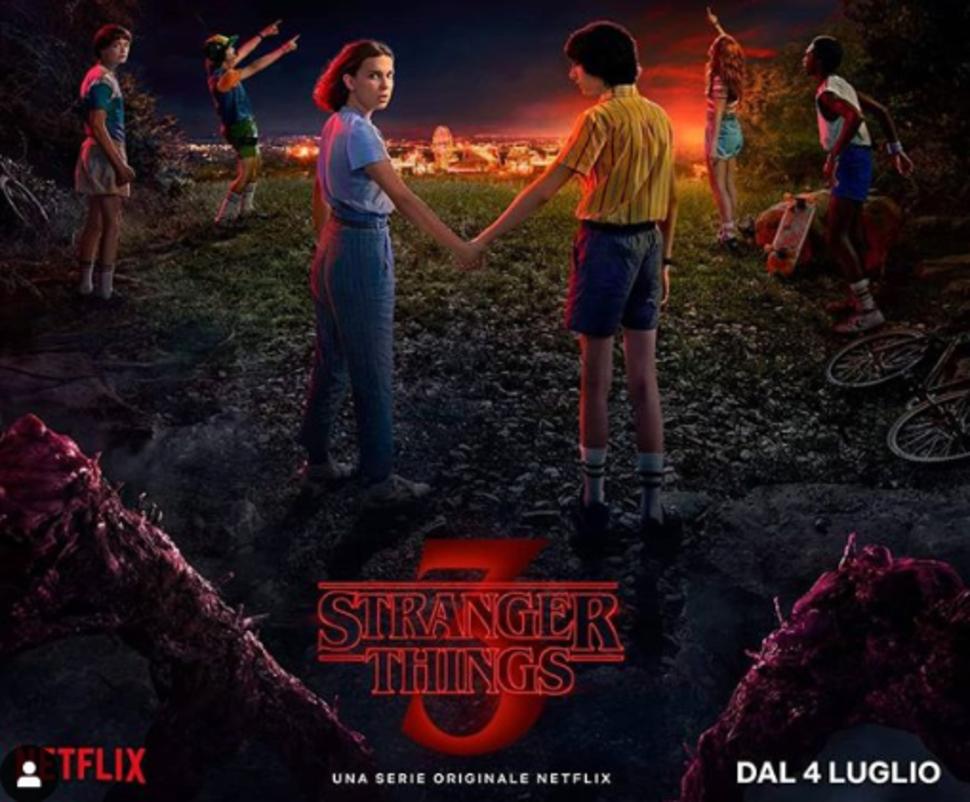 Stranger Things, la terza stagione debutterà il 4 luglio
