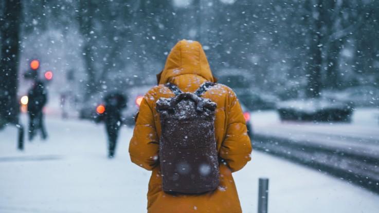 Arriva l'aria artica sull'Italia: il meteo del 2-3 gennaio