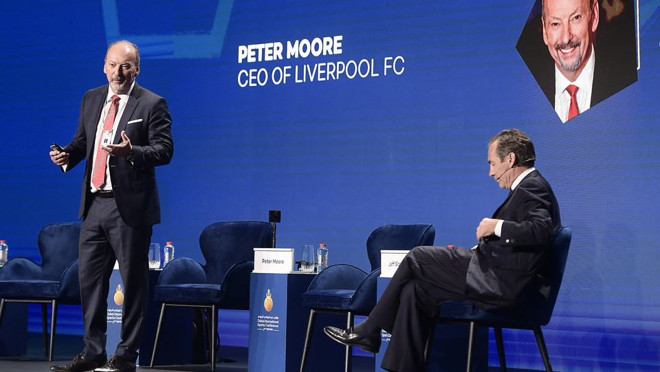 Peter Moore, ceo del Liverpool F.C. ©