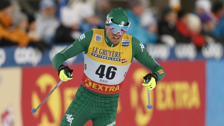 Fondo, De Fabiani secondo nella tappa di Oberstdorf del Tour de Ski